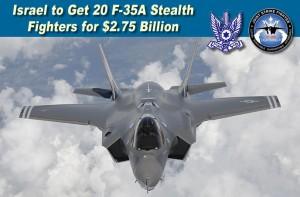 stíhačka F-35 vo výzbroji izraelskej armády by mala znamenať primeranú obranyschopnosť civilizovného sveta pred všetkými neprispôsobivými