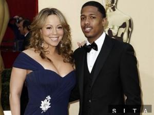 štíhla Mariah a chorobne podozrivo štíhly mladý afroameričan vyvoláva otázku, či mladučký afroameričan nie je extrémne štíhli z dôvodu, že musel veľa a veľa a veľa súložiť s Mariah kým počali a preto je na rozdiel od väčšiny ostatných tučných američanov vyzerajúci, akoby bol nie z USA ale Etiópie