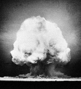 elekráreň, ktorá vyrába urán nie len pre mierové účely môže skončiť aj takto, ak našich bude stále niekto provokovať